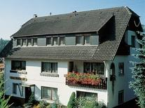 Holiday apartment 770620 for 3 persons in Bad Wildbad-Sprollenmühle
