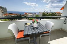 Appartement de vacances 772959 pour 4 personnes , Makarska