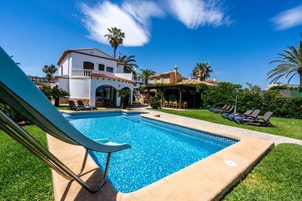 Villa 774496 per 6 persone in Dénia