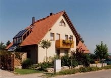 Holiday apartment 775046 for 2 adults + 1 child in Ebensfeld