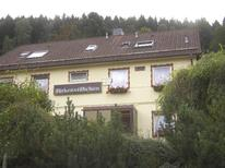 Holiday apartment 784300 for 3 persons in Lautenthal