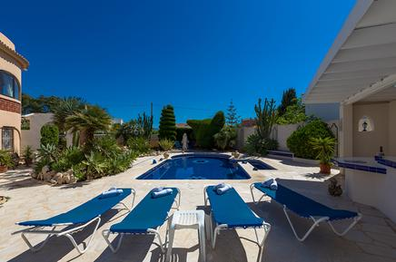 Holiday home 784869 for 4 persons in Benissa