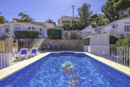 Holiday home 784875 for 4 persons in Benissa