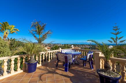 Holiday home 784897 for 10 persons in Calpe