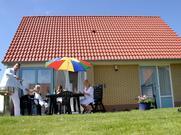 Gemütliches Ferienhaus : Region Ijsselmeer für 6 Personen