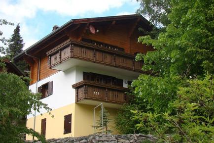Holiday home 790497 for 6 persons in Grächen