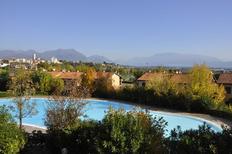 Appartement 791790 voor 6 personen in Polpenazze del Garda