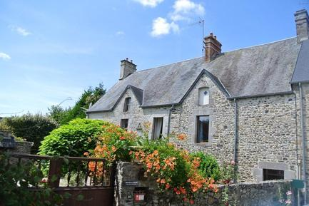 Holiday home 794222 for 2 adults + 2 children in Heugueville-sur-Sienne