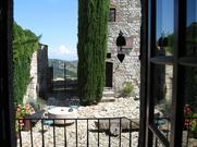 Gemütliches Ferienhaus : Region Gambassi Terme für 4 Personen