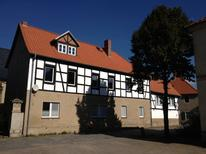 Holiday apartment 797703 for 6 adults + 2 children in Ballenstedt
