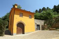 Gemütliches Ferienhaus : Region Serravalle Pistoiese für 4 Personen