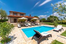 Holiday home 798363 for 8 adults + 2 children in Kaštelir