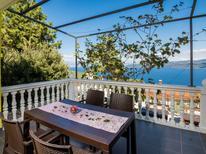 Mieszkanie wakacyjne 799457 dla 3 osoby w Nacinovici