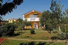 Holiday apartment 799505 for 4 adults + 2 children in Buje