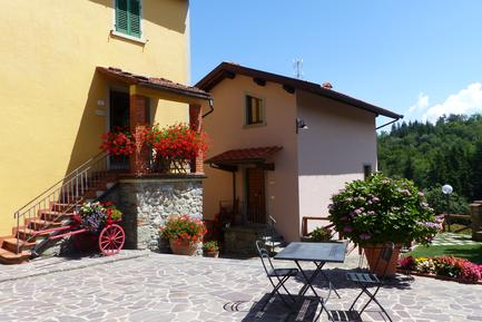 Ferienwohnung 800426 für 5 Personen in Pistoia