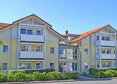 Appartamento 801251 per 4 persone in Ostseebad Heringsdorf
