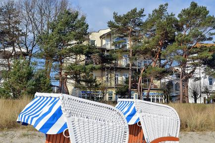 Holiday apartment 802771 for 2 adults + 1 child in Ostseebad Binz