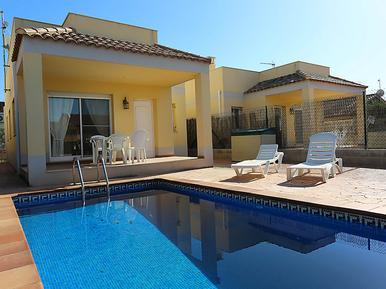 Casa de vacaciones 804351 para 6 personas en Deltebre