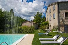 Studio 804363 for 7 persons in Acqualagna
