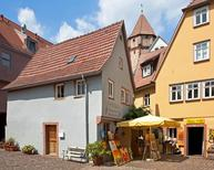 Holiday home 804793 for 1 adult + 1 child in Wertheim