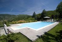Gemütliches Ferienhaus : Region San Godenzo für 7 Personen