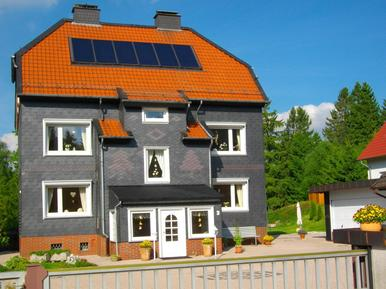 Holiday apartment 805300 for 2 adults + 2 children in Clausthal-Zellerfeld