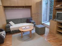 Holiday apartment 805518 for 2 adults + 1 child in Zagreb