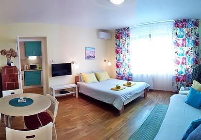 Monolocale 805528 per 3 persone in Zagreb