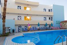 Holiday apartment 805734 for 2 adults + 1 child in Stavromenos