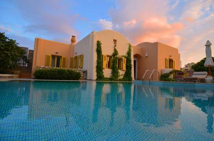 Maison de vacances 806121 pour 6 personnes , Vothonas