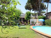 Gemütliches Ferienhaus : Region Torre del Lago Puccini für 8 Personen