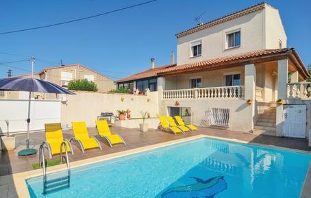 Maison de vacances 806682 pour 6 personnes , Port-de-Bouc