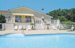Villa 806857 per 8 persone in Pillac