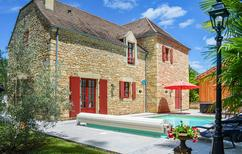 Holiday home 807169 for 10 persons in Sarlat-la-Canéda