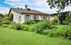 Holiday home 807733 for 7 persons in Bourgougnague