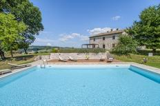 Holiday home 808837 for 13 persons in Cagli
