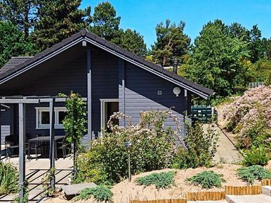 Villa 813076 per 6 persone in Vibæk Strand