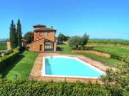 Für 4 Personen: Hübsches Apartment / Ferienwohnung in der Region Montepulciano