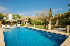 Holiday home 820200 for 8 persons in Pollença