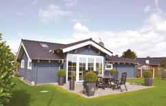 Holiday home 820669 for 6 persons in Følle Strand
