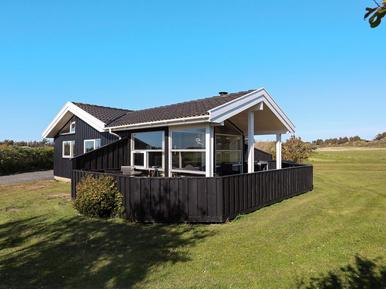 Holiday home 821186 for 6 persons in Nørlev Strand