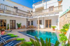 Rekreační dům 832134 pro 10 osob v Algaida