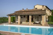 Für 4 Personen: Hübsches Apartment / Ferienwohnung in der Region Asciano