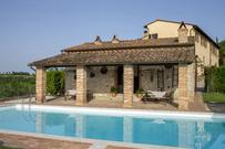 Für 2 Personen: Hübsches Apartment / Ferienwohnung in der Region Asciano