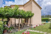 Gemütliches Ferienhaus : Region Monticiano für 8 Personen
