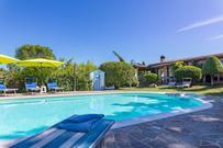 Gemütliches Ferienhaus : Region Monticiano für 6 Personen