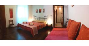 Holiday apartment 836116 for 3 persons in Rome – San Giovanni
