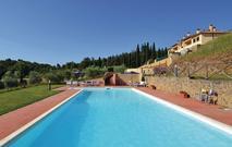 Für 8 Personen: Hübsches Apartment / Ferienwohnung in der Region Bucine