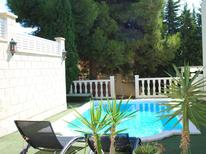 Holiday home 837327 for 6 persons in La Nucia