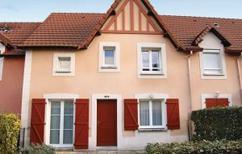 Vakantiehuis 837501 voor 4 personen in Dives-sur-Mer